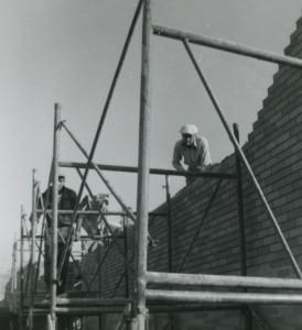 Daverio bricklaying