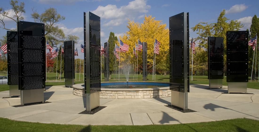 War on terror memorial