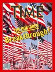 Time Magazine 1/26/1981 ©1981Time Inc. Used under license.